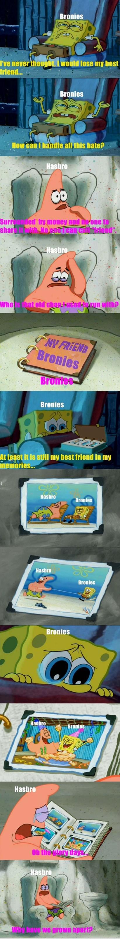 Bronies SpongeBob SquarePants love story - 7529532672
