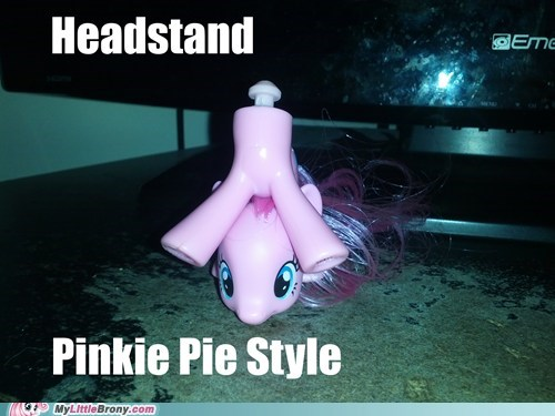 toys pinkie pie headstand - 7530275840