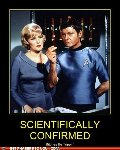 TOS,Star Trek,science