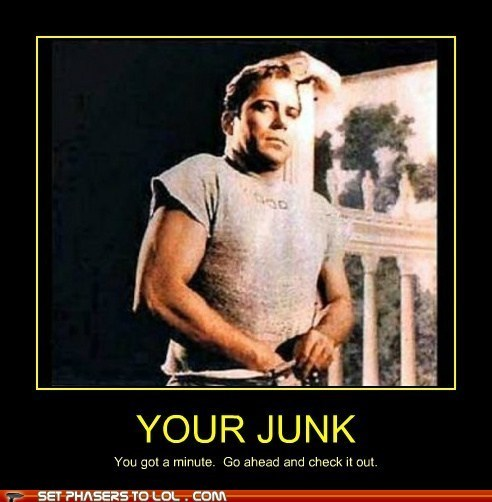 Captain Kirk Star Trek that sounds naughty - 7530947328