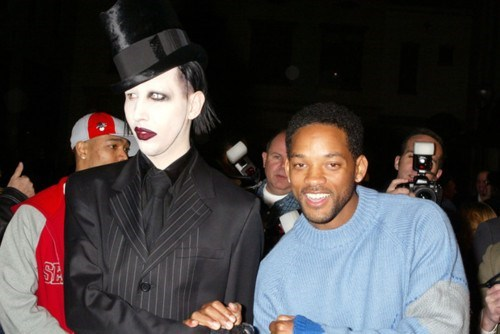 Music marilyn manson will smith funny - 7531094528