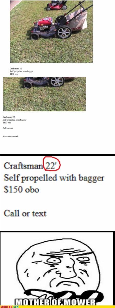 pics craigslist mowers scale funny - 7531223296