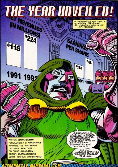 marvel off the page secrets dr doom funny - 7531366912