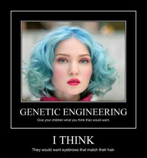 hair genetic engineering funny - 7531716096