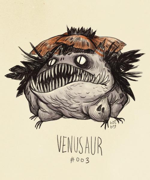 Illustration - hat bay VENUS AUR #003
