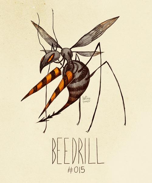 Eumenidae - hathey (unir BEEDRILL #015