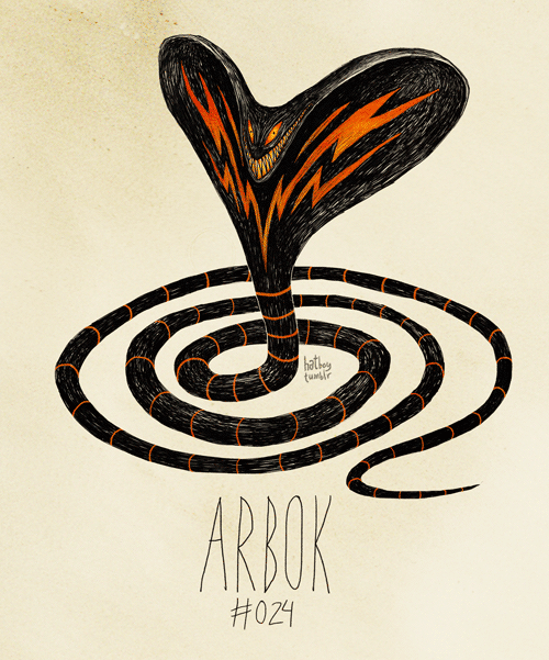 Graphic design - hathey tunr ARBOK HO24