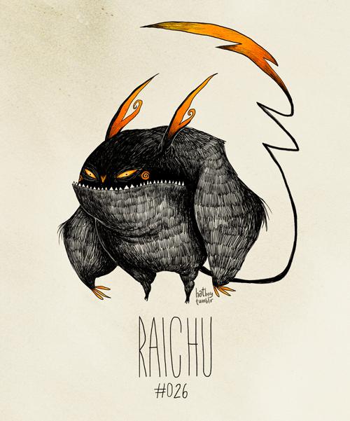 Illustration - hathey tunir RAIGHO #026