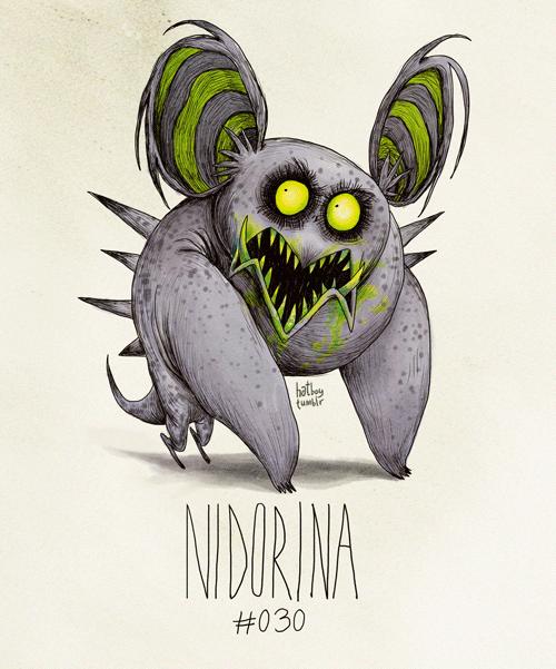 Illustration - hath tunr NIDIRINA #030