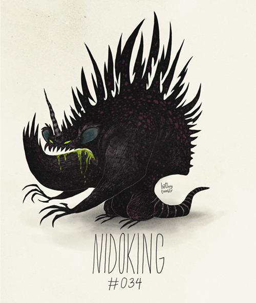 Illustration - hat MIBKING #034