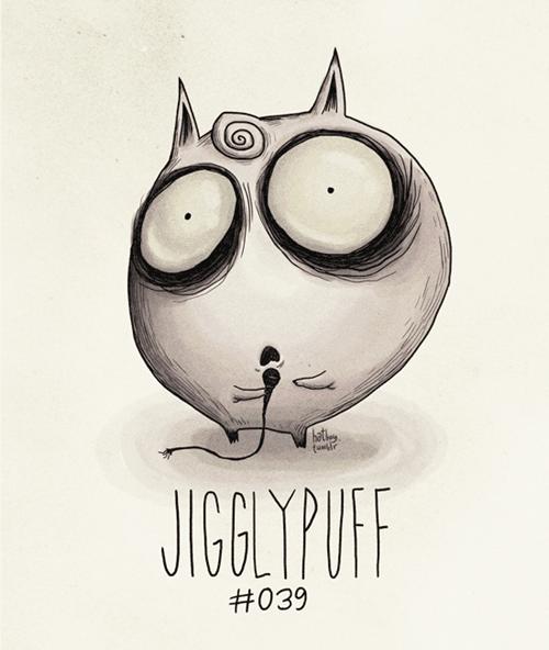 Owl - bath JICGLYPUFF #039