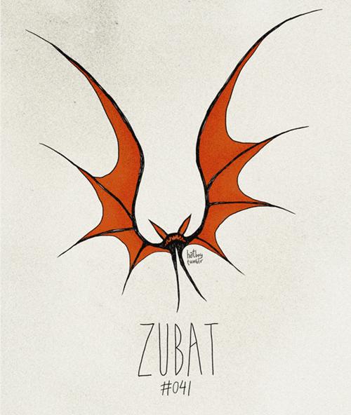 Line - hath ZUBAT #041