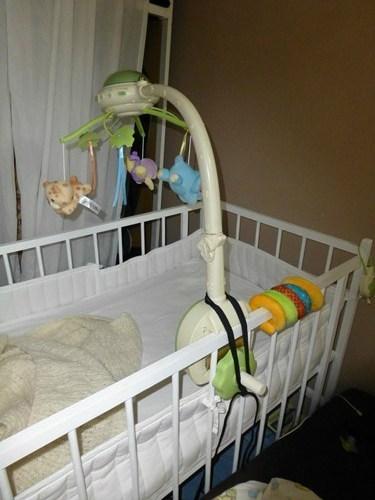 mobiles,baby crib,funny