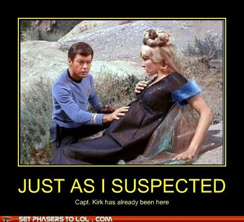 Captain Kirk,Star Trek,that sounds naughty