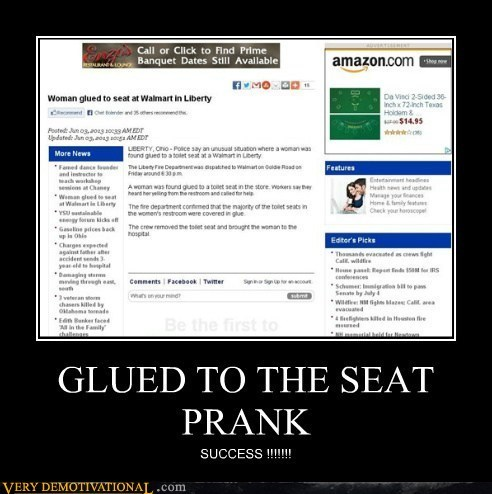 chair,glue,prank,sit,funny