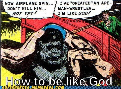 god ego apes funny - 7533634560