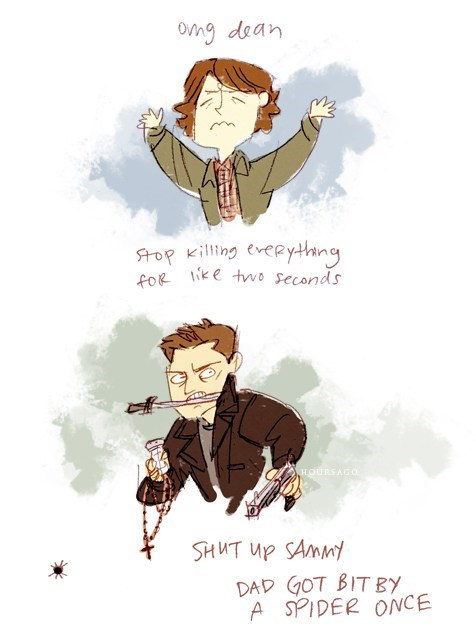 Fan Art Supernatural - 7533709056