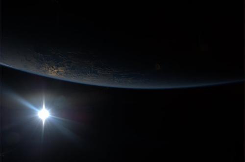 gorgeous orbit science space sunset - 7533768960