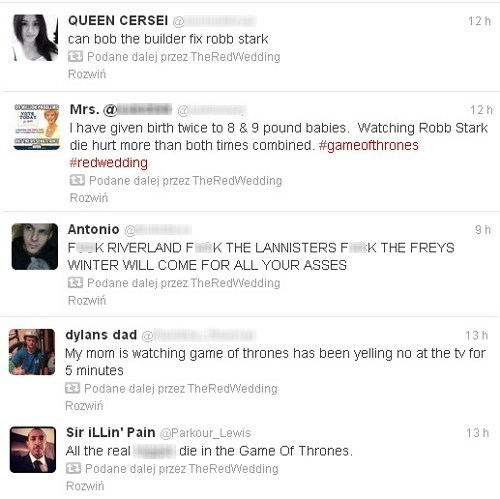 grrm,hbo,Game of Thrones,Robb Stark,George RR Martin,fandom,the rains of castamere,catelyn stark,funny,walder frey,failbook