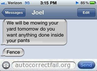 pants yard work funny