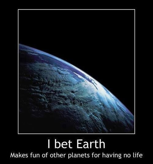puns Astronomy science funny earth - 7533949440