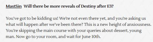 destiny e3 bungie - 7534570240