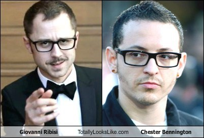 giovanni ribisi,totally looks like,chester bennington,funny