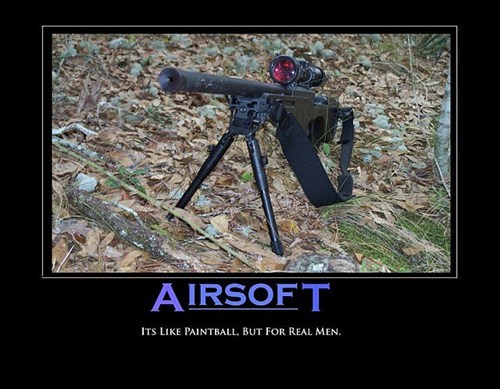 guns men paintball airsoft idiots funny - 7534707456