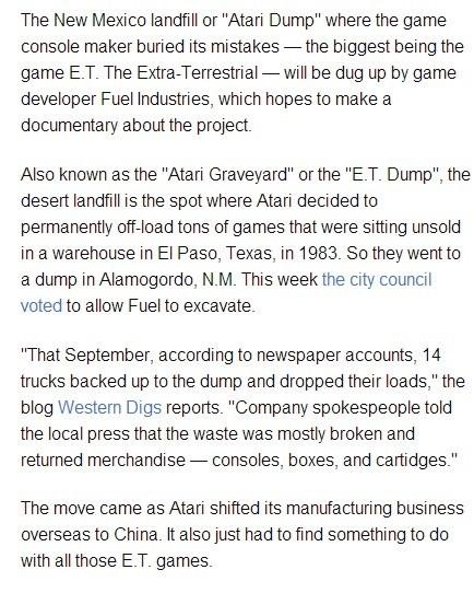 E.T,atari,video games