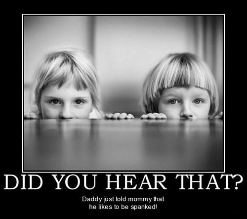 spanked kids funny parents - 7534721536