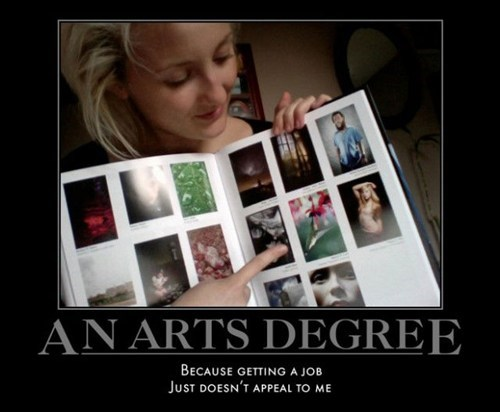 degree,school,jobs,art,funny