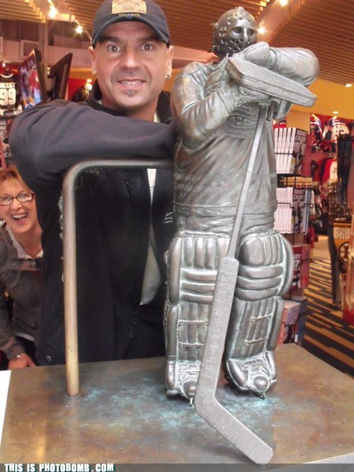 montreal canadiens photobomb hockey funny