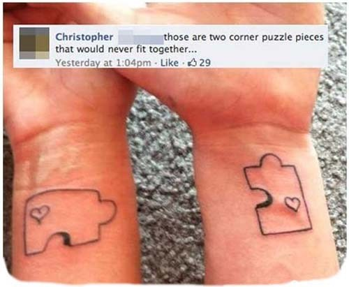 relationships tattoos funny dating - 7534761216