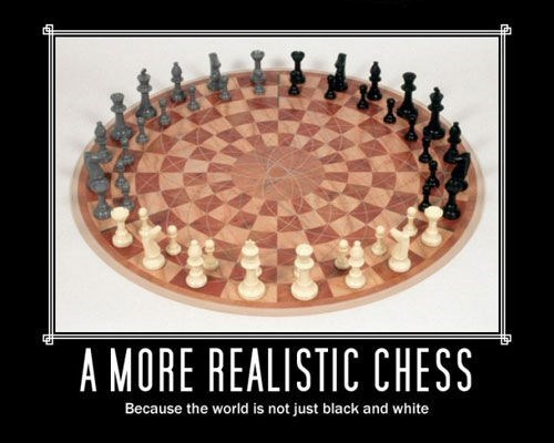 game,3 sided,chess,funny