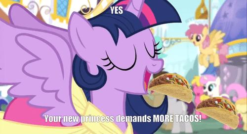 tacos twilight sparkle hungry twilight - 7534857728
