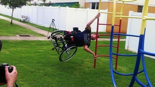 playground,wheelchair,BAMF