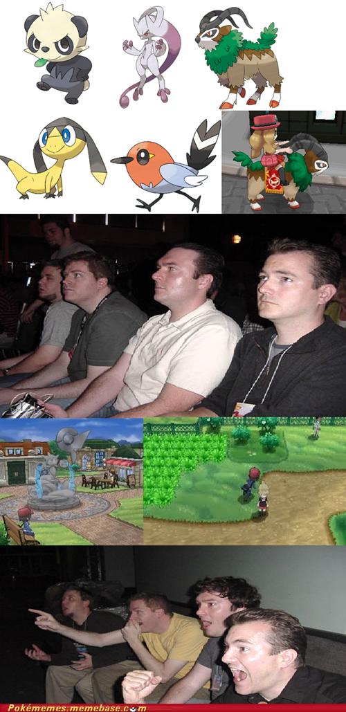 Pokémon Memes reaction guys - 7535476736