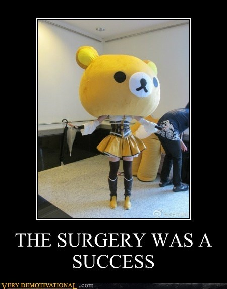 wtf bear funny surgery - 7535556096