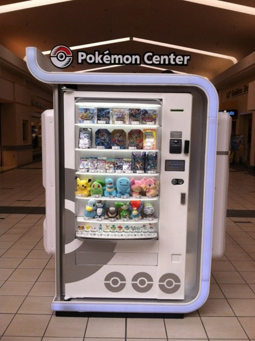 pokemon center IRL - 7535787776