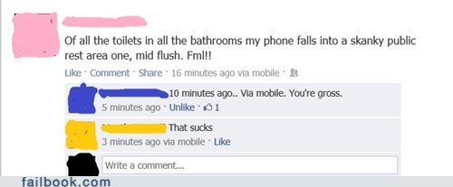 phones smartphones bathroom toilet funny - 7536765440