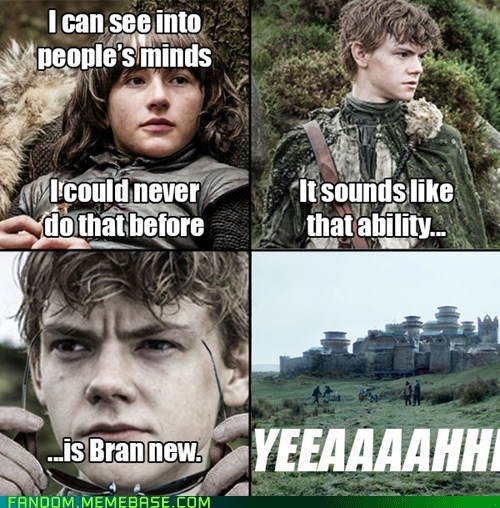 csi miami,Game of Thrones,puns,bran