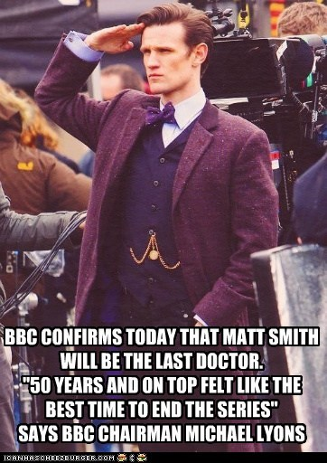 fake Matt Smith doctor who - 7537572096