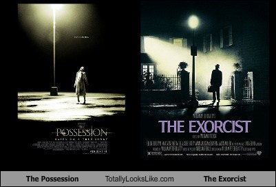 the possession,the exorcist,totally looks like,funny