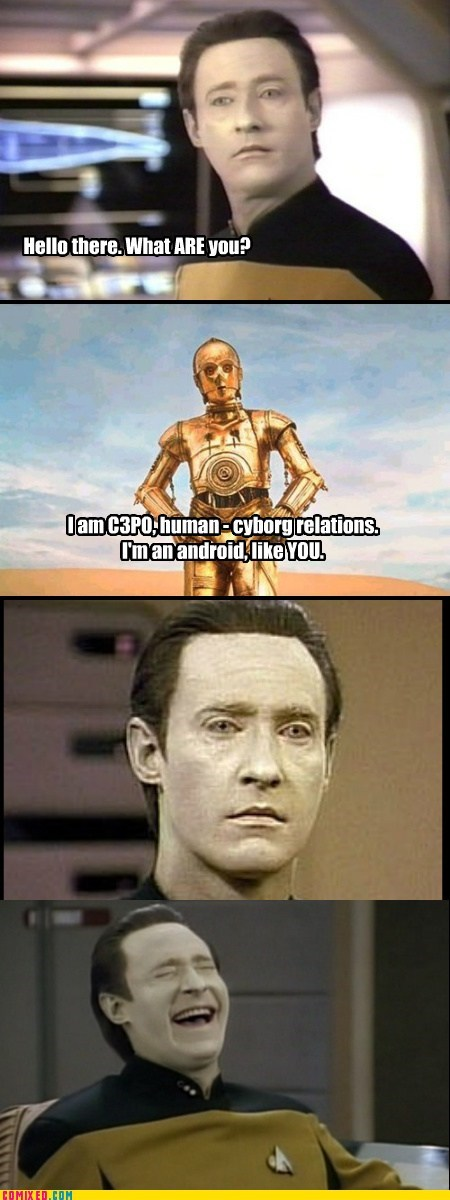 C3PO technology data funny - 7537685504