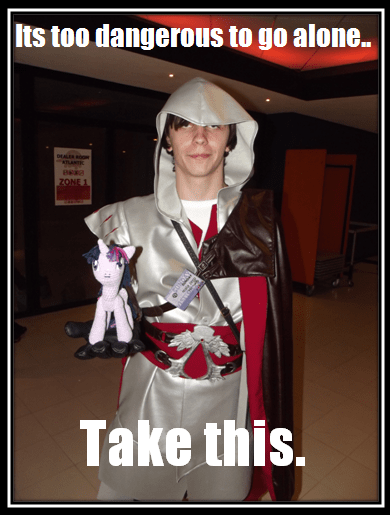cosplay IRL assassins creed - 7537763072
