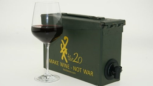 wine ammo box funny after 12 g rated - 7537919488