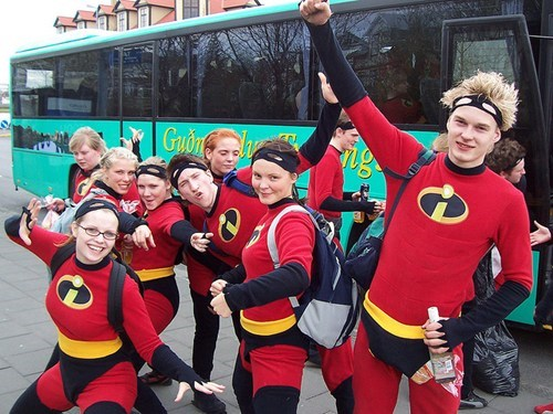 booze incredibles costume funny - 7537983488