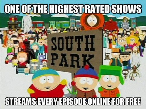 South Park,TV,good guy