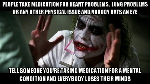 A Double Standard When it Comes to Medication