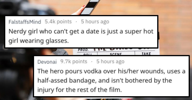 annoying movie tropes